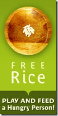 Free Rice (dot) com - Feed the Hungry!