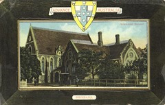 Brisbane Grammar School Great Hall, Brisbane, Queensland, Australia